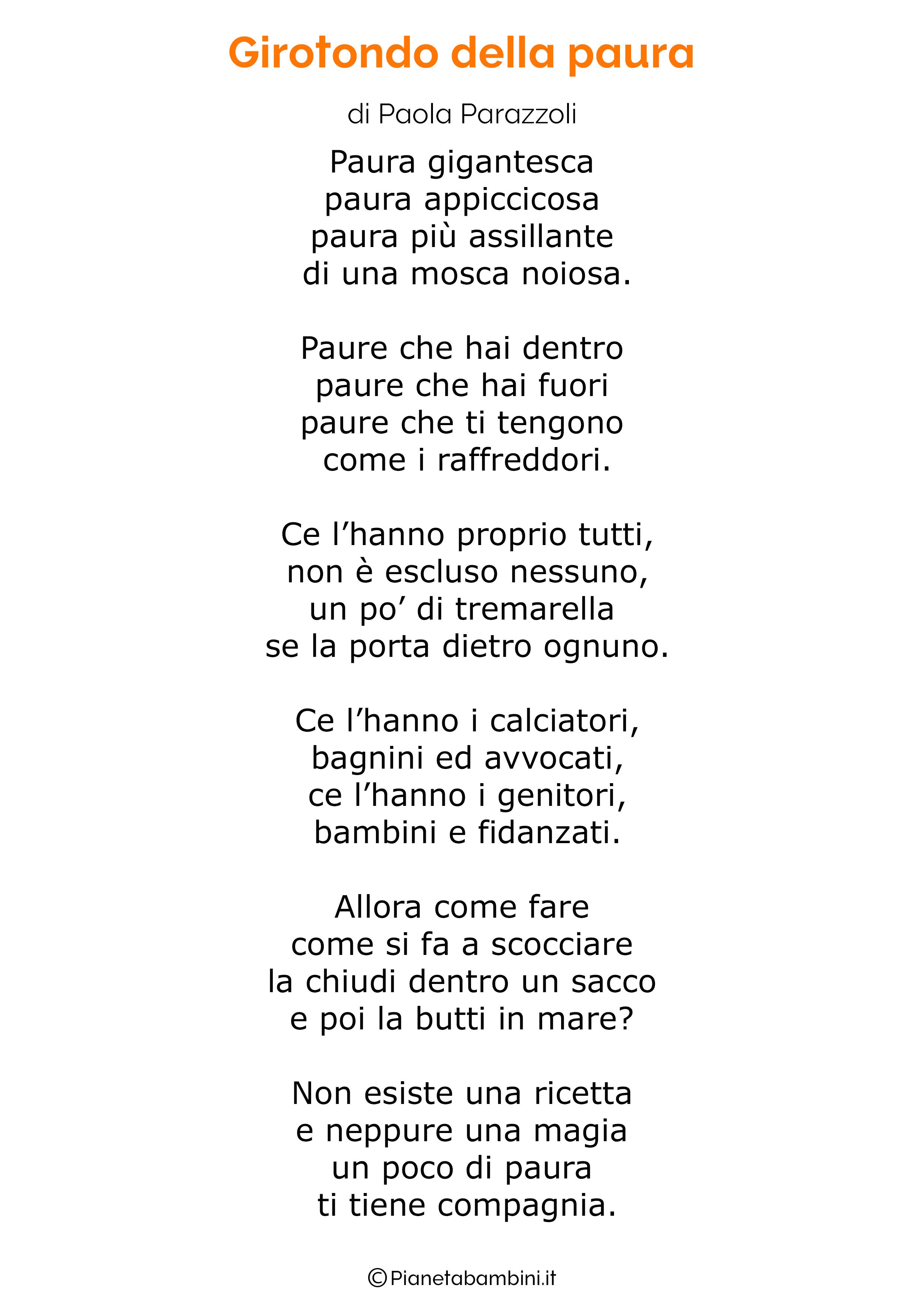 Poesia di Halloween per bambini 08