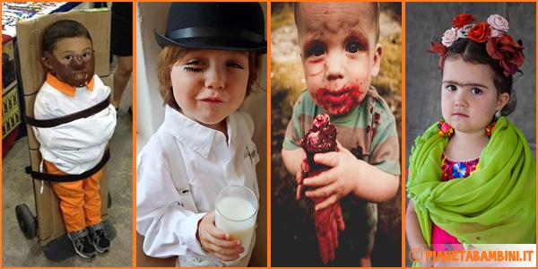I più bei costumi di Halloween per bambini