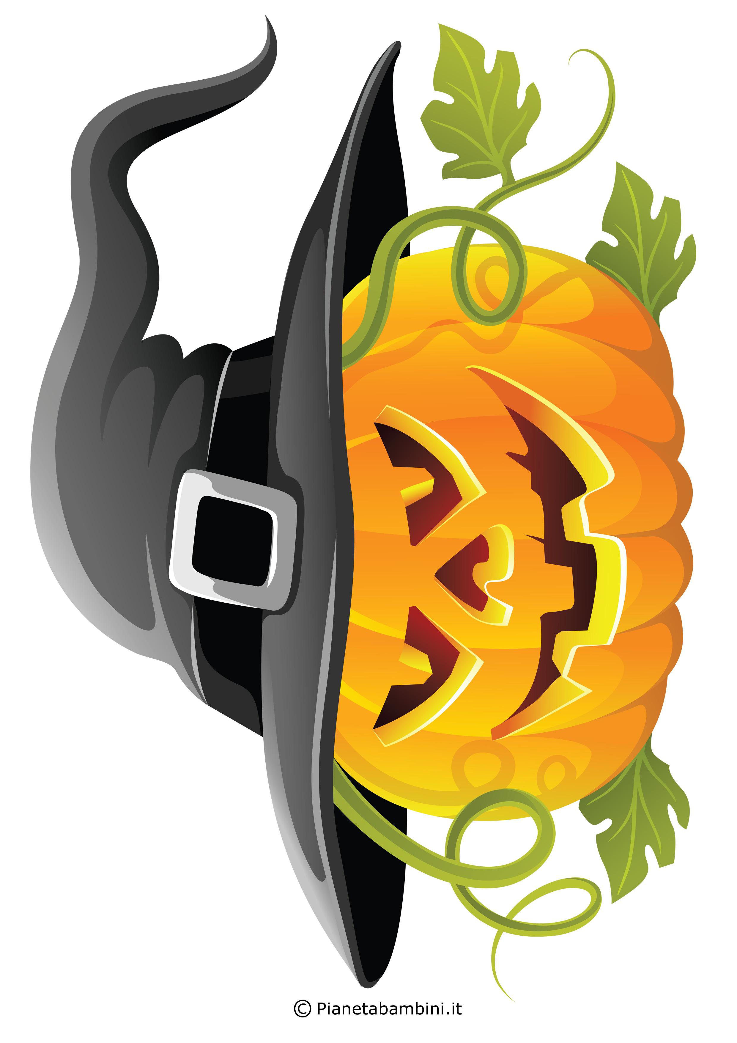 Disegni gia colorati vi59 regardsdefemmes - Halloween immagini da colorare ...
