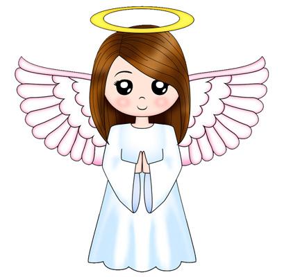 Immagini Di Angeli Da Stampare E Ritagliare Per Decorazioni