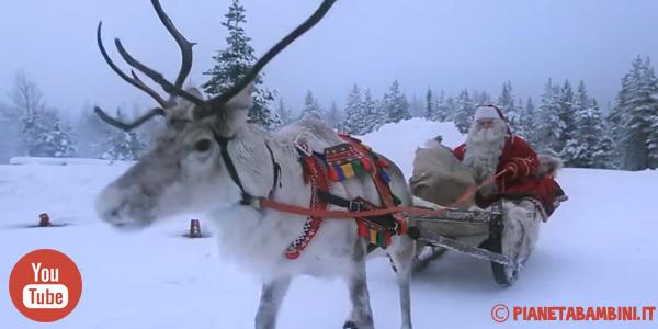 Video di Babbo Natale da vedere gratis