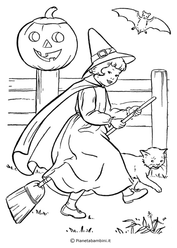 Free Coloring Pages Of To Room On The Broom