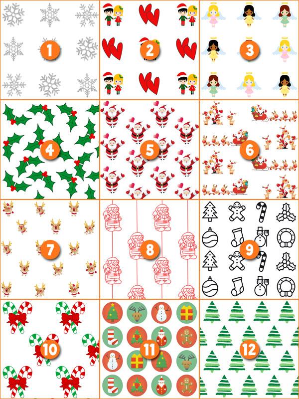 Carta regalo natalizia fai da te da stampare gratis for In regalo gratis