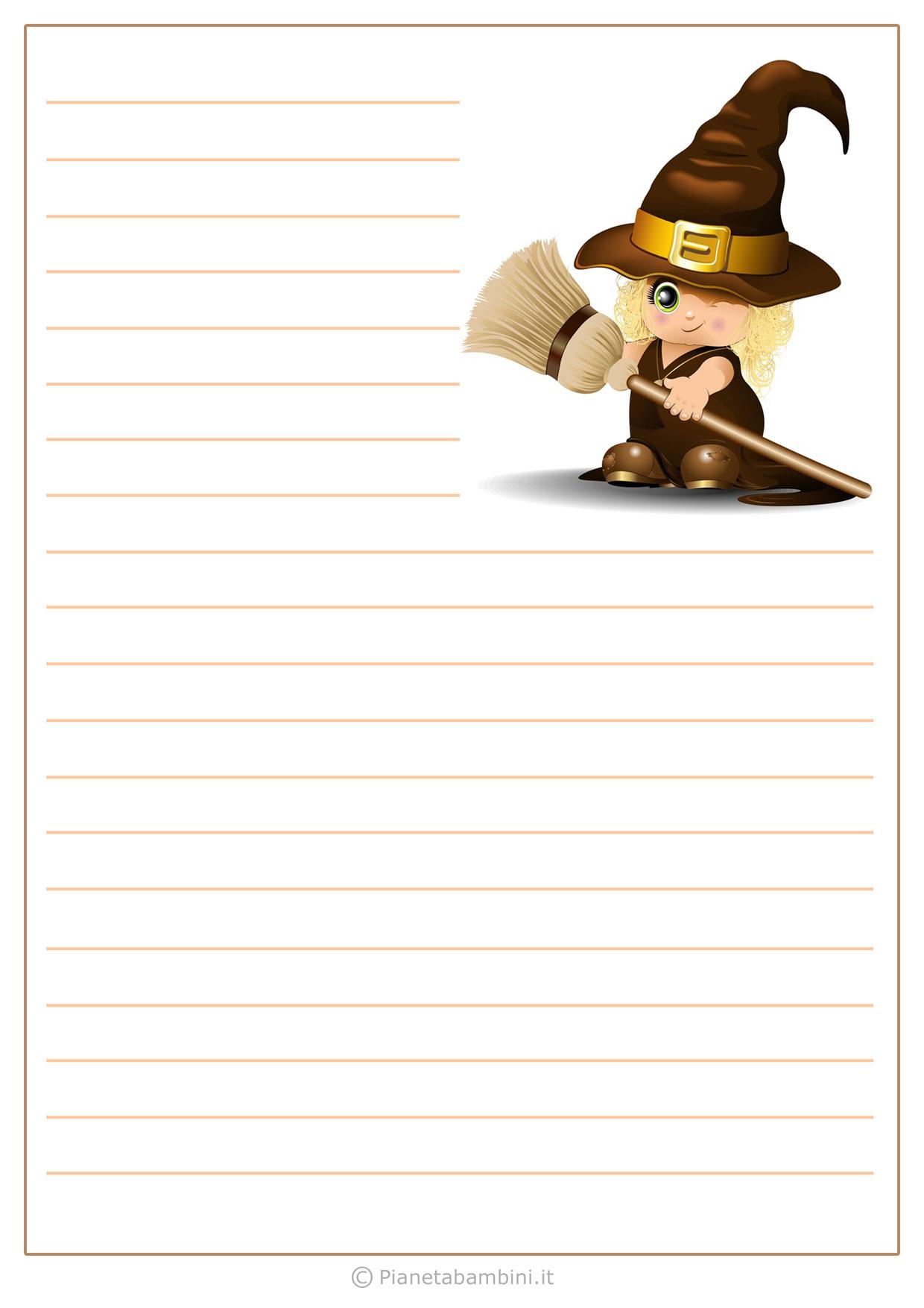 Lettera alla Befana da stampare n.6