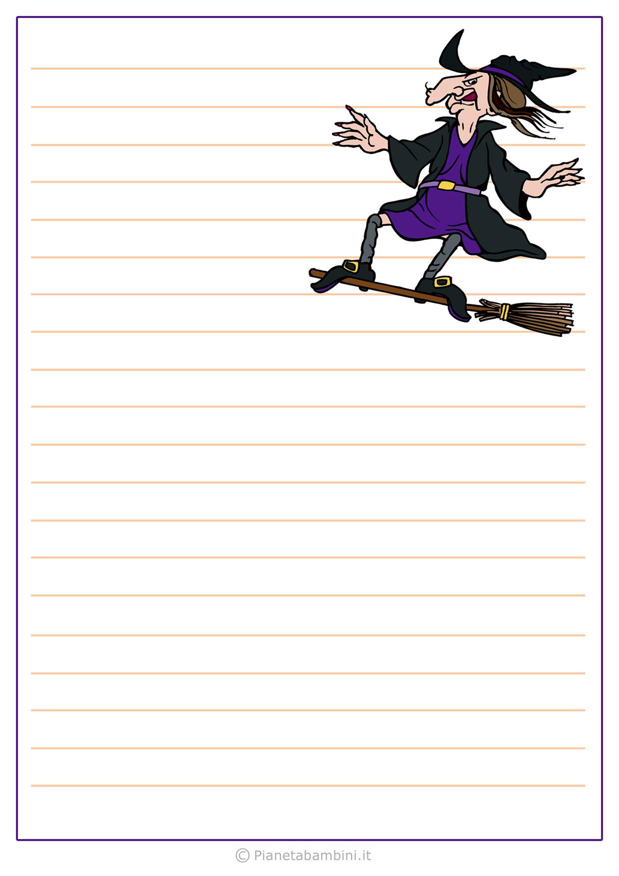 Lettera alla Befana da stampare n.7