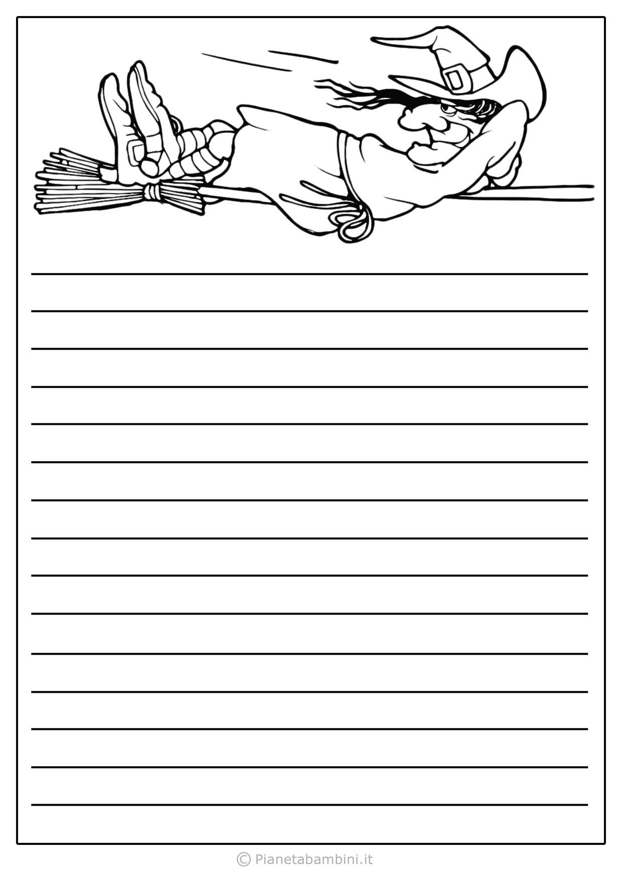 Lettera alla Befana da stampare n.9