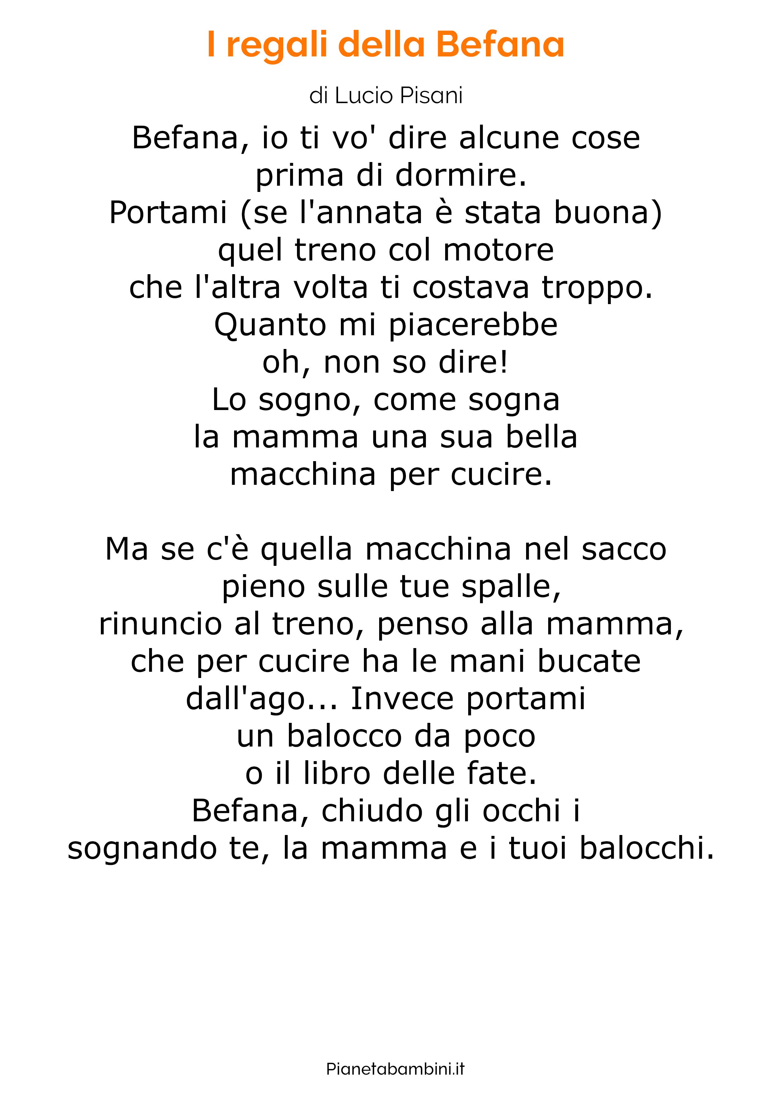 Poesia sulla Befana 07