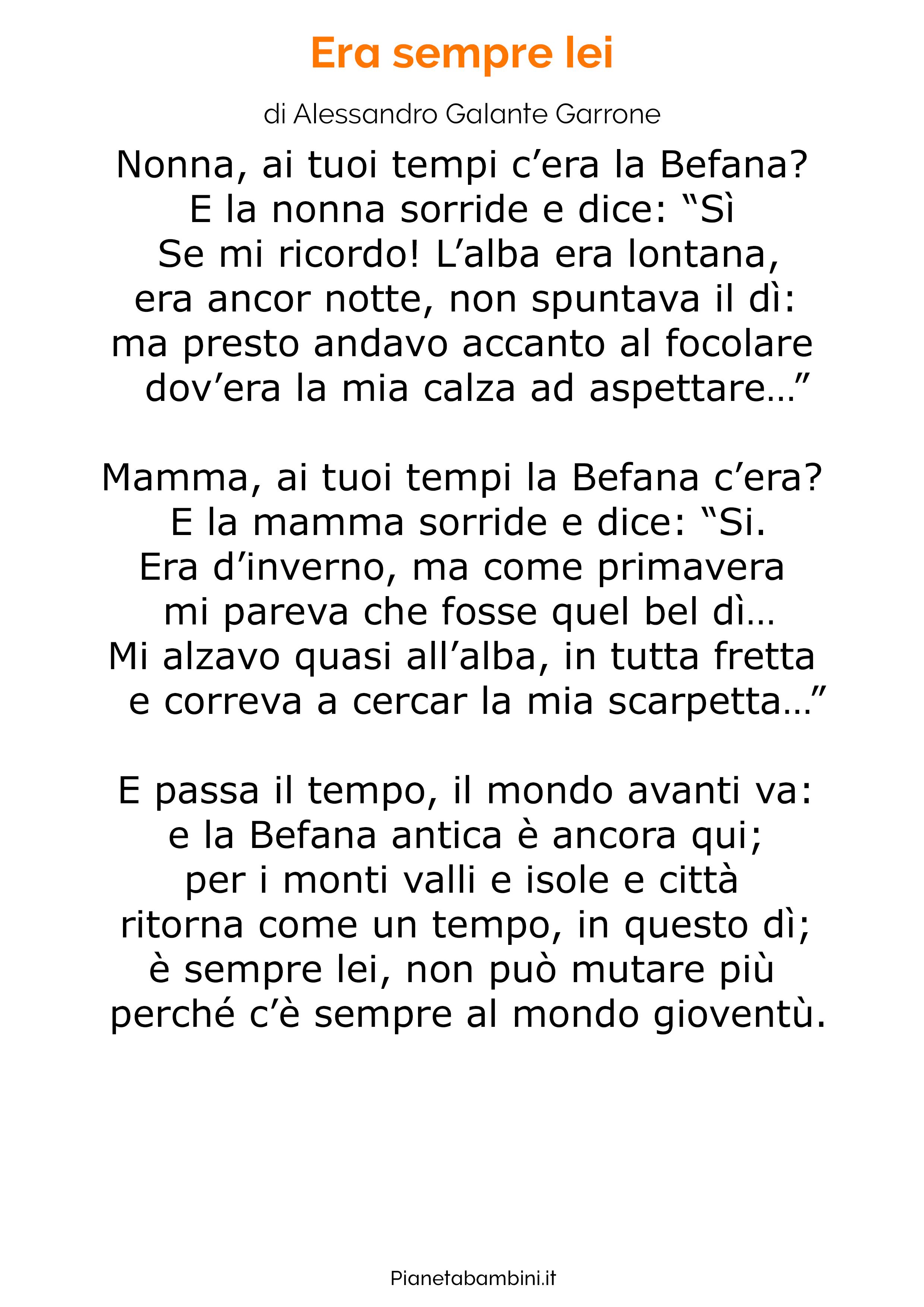 Poesia sulla Befana 09