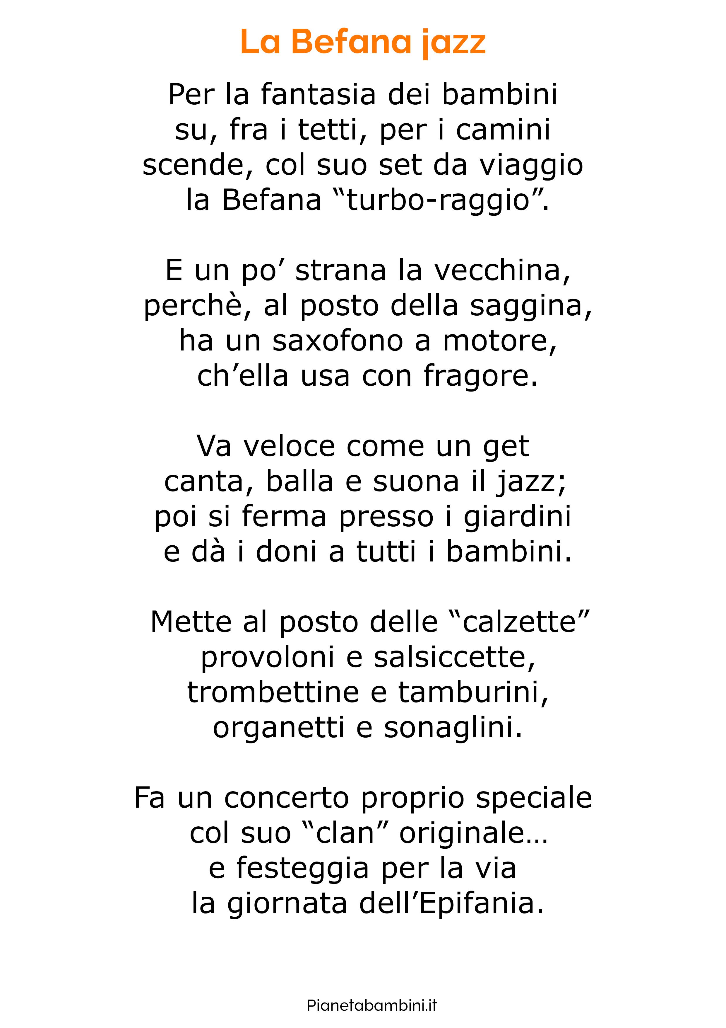 Poesia sulla Befana 13
