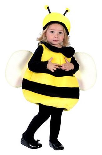 Costume di carnevale da ape