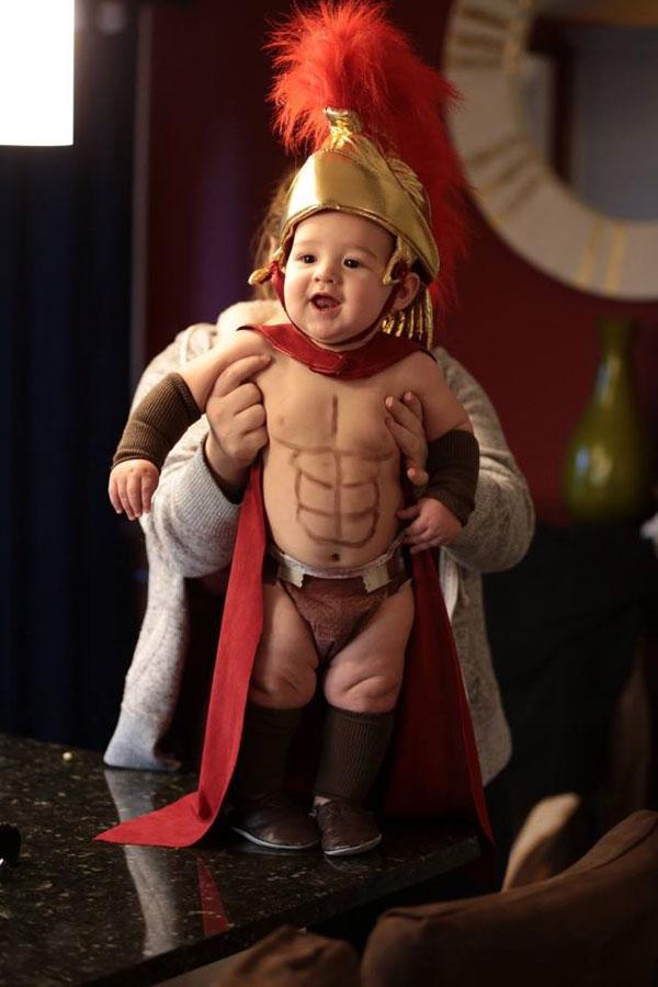 Costume da gladiatore per bambini