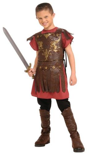 Costume di carnevale da gladiatore