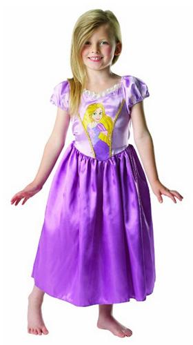 Costume di carnevale di Rapunzel