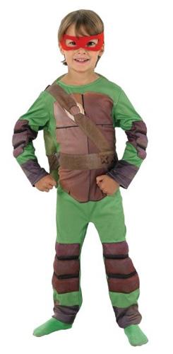 Costume di carnevale delle tartarughe ninja