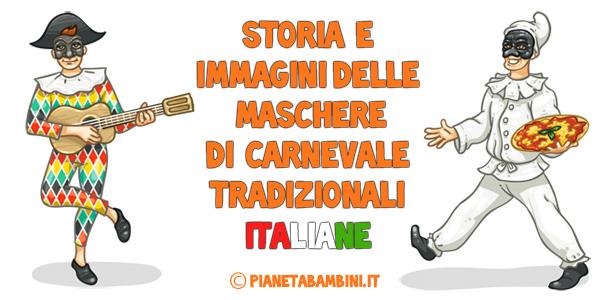 Image gallery maschere italiane for Pianetabambini it maschere di carnevale