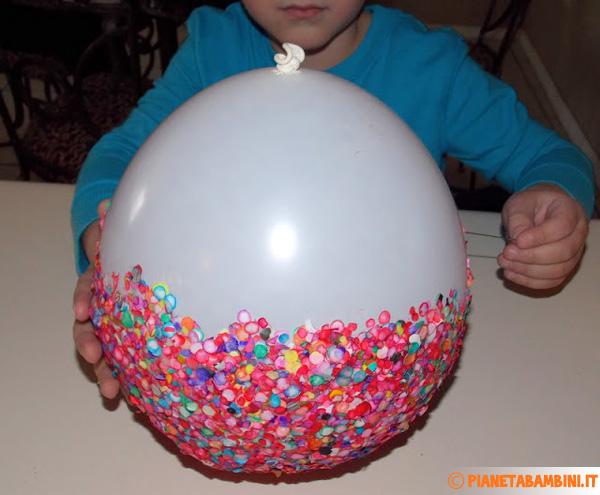 Come rimuovere il palloncino