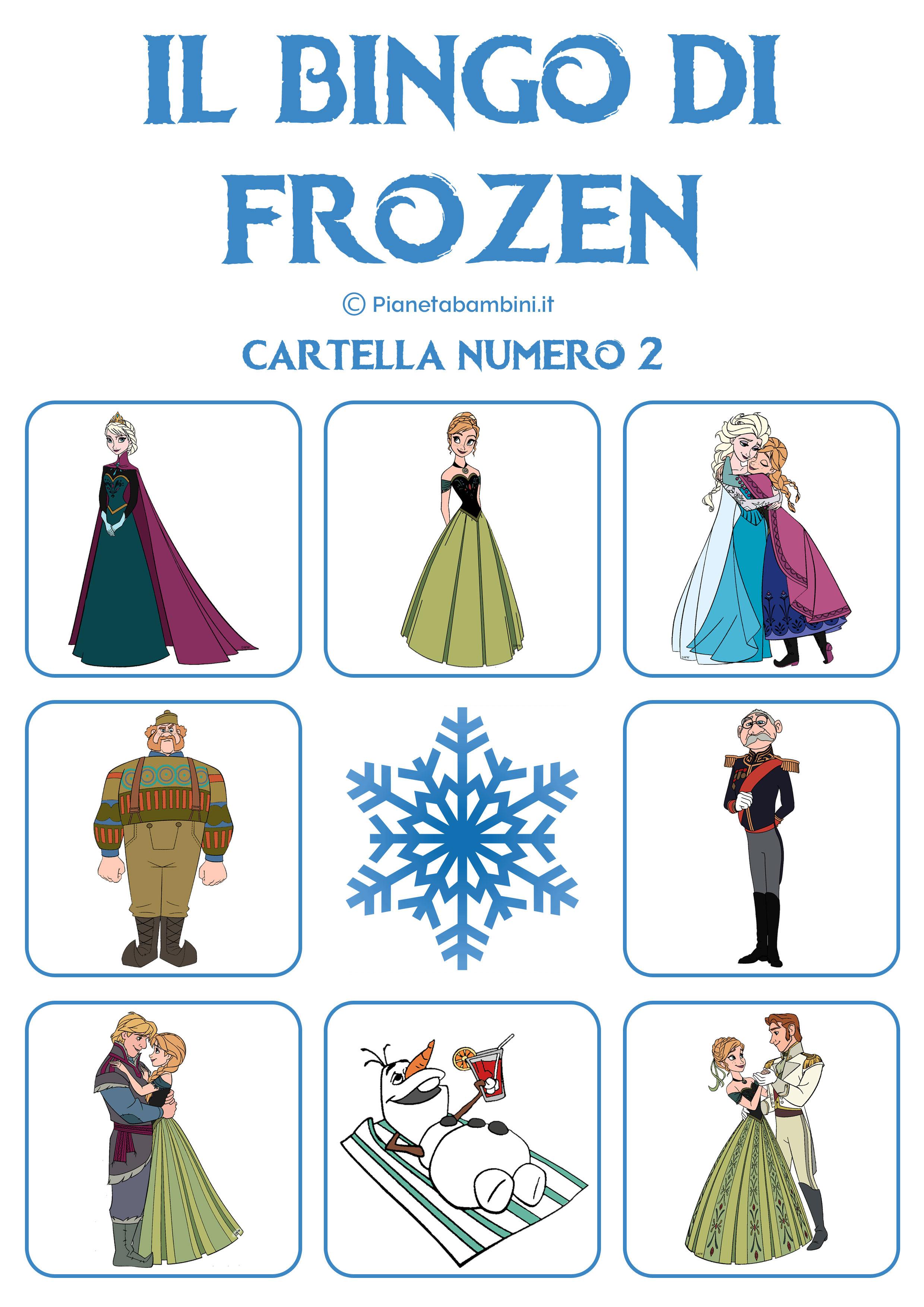 Bingo-Frozen-Cartella-2