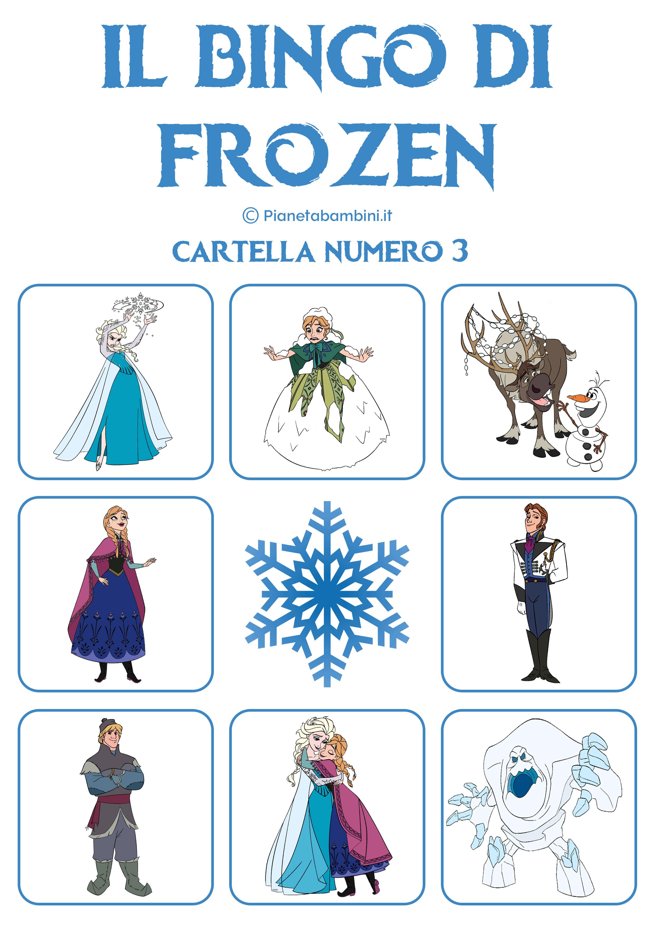 Bingo-Frozen-Cartella-3