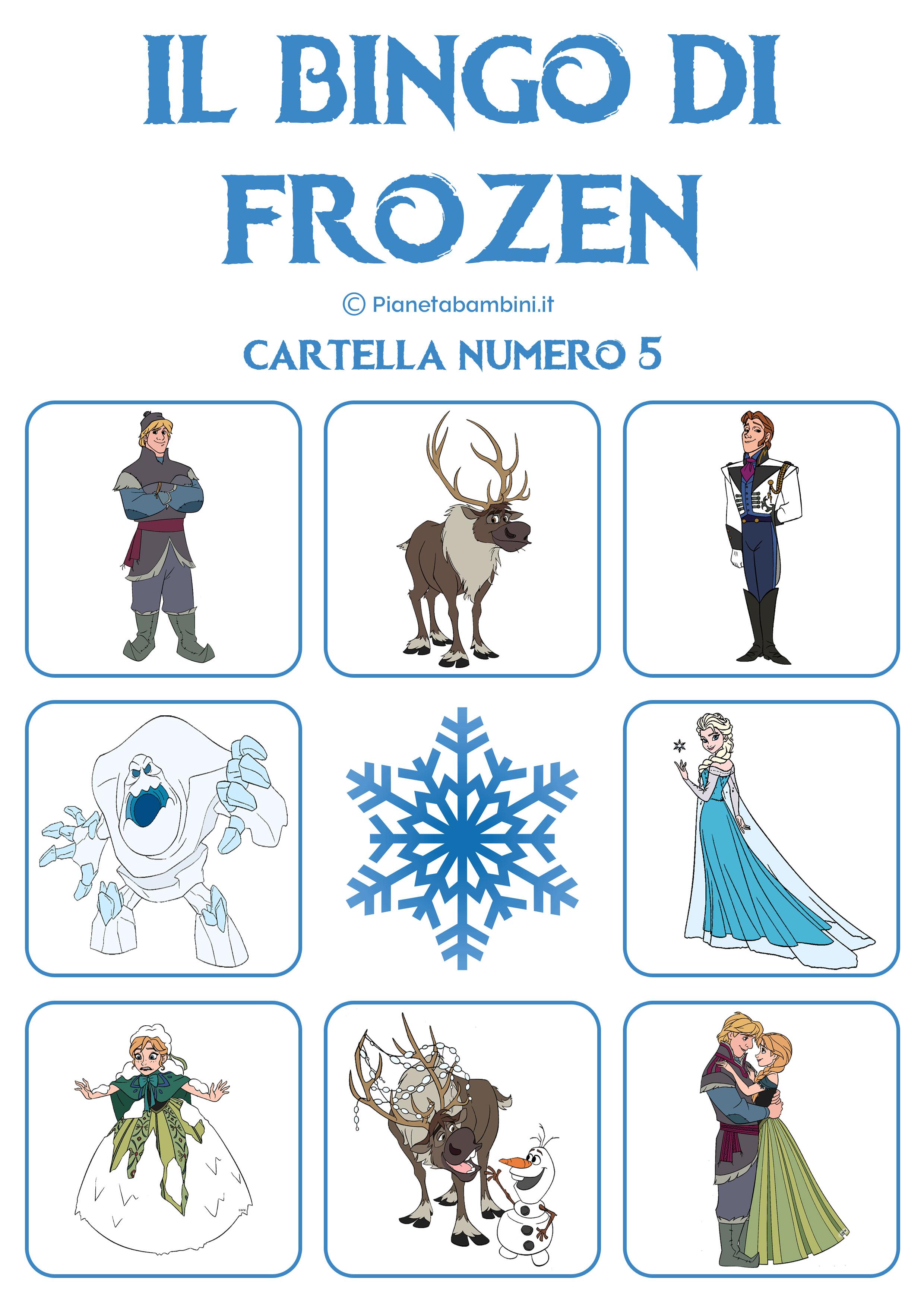 Bingo-Frozen-Cartella-5