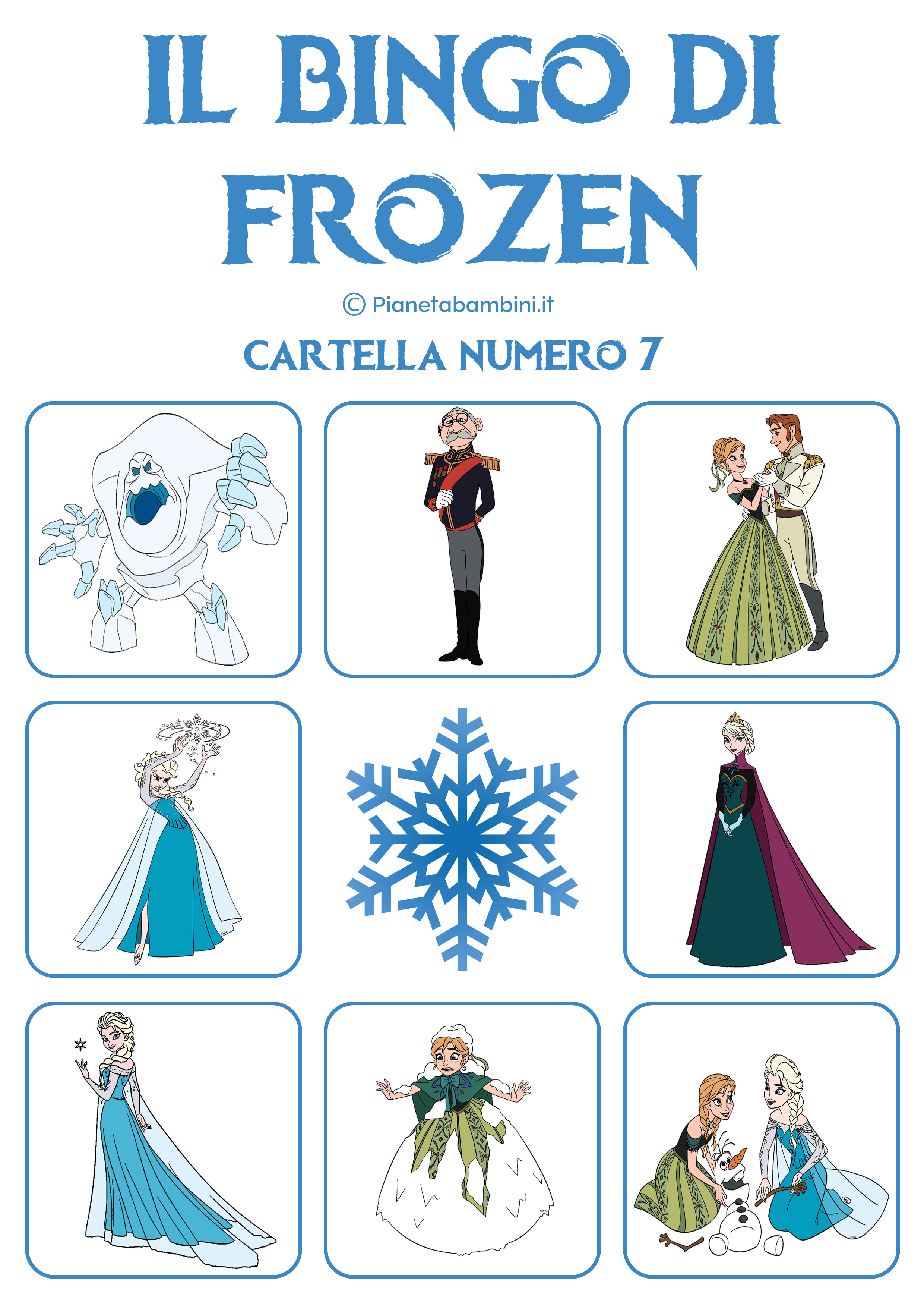 Bingo-Frozen-Cartella-7