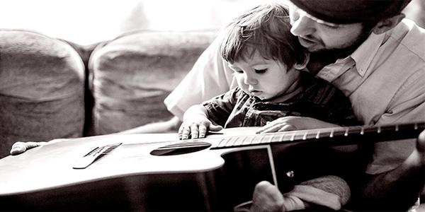 Canzoni per bambini dedicate alla festa del papà
