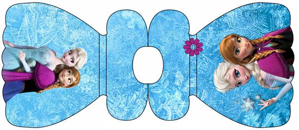 Biglietto di invito di Frozen n.20