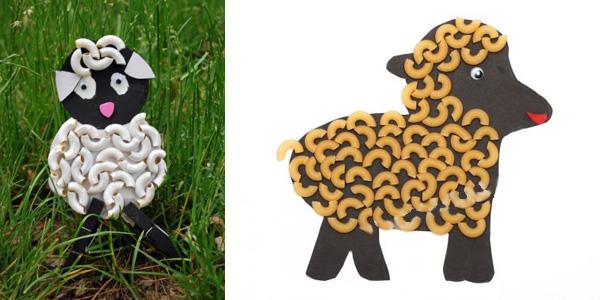 Lavoretto-Pasqua-Pecore-Pasta