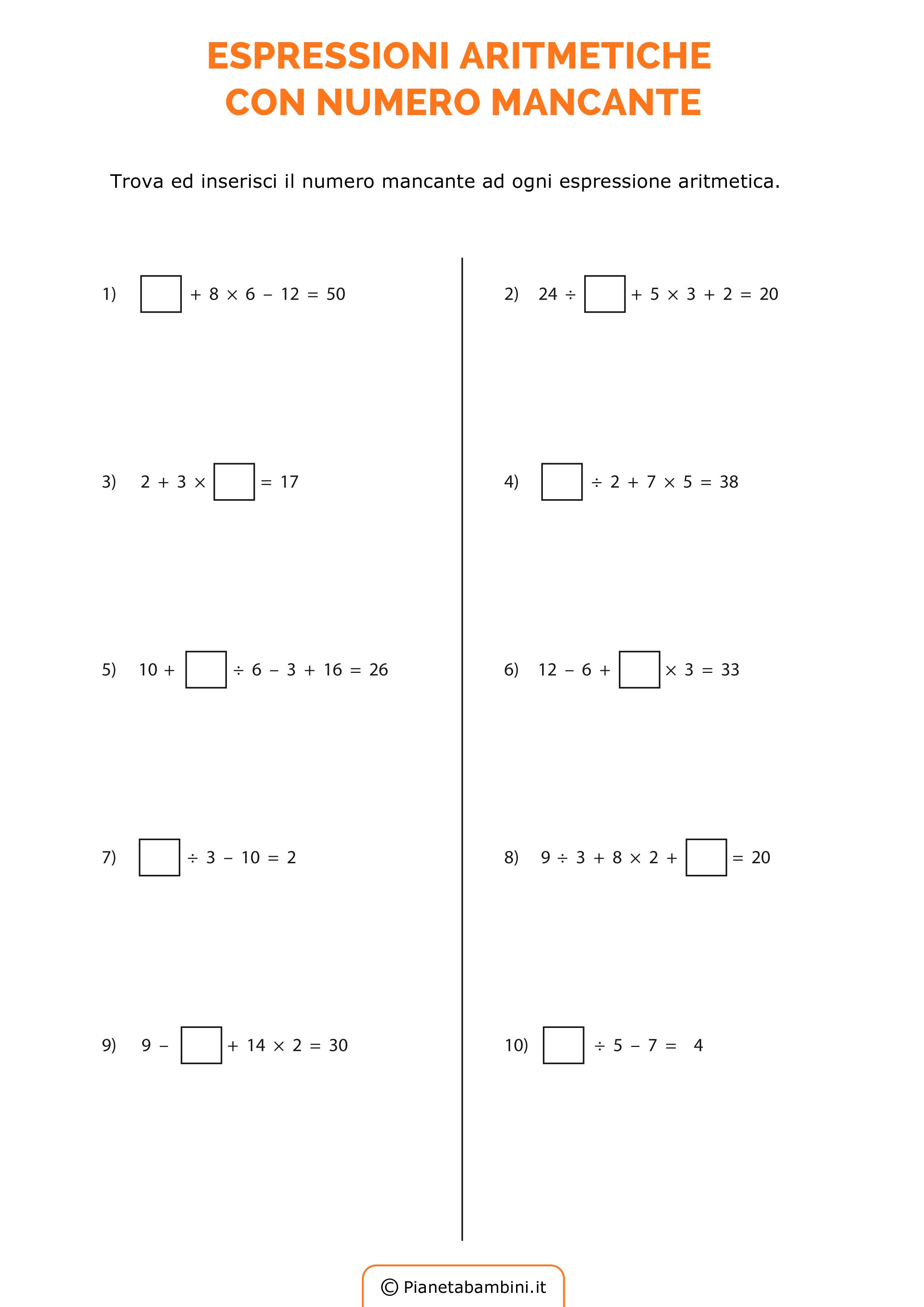 Esercizi-Espressioni-Numero-Mancante_1