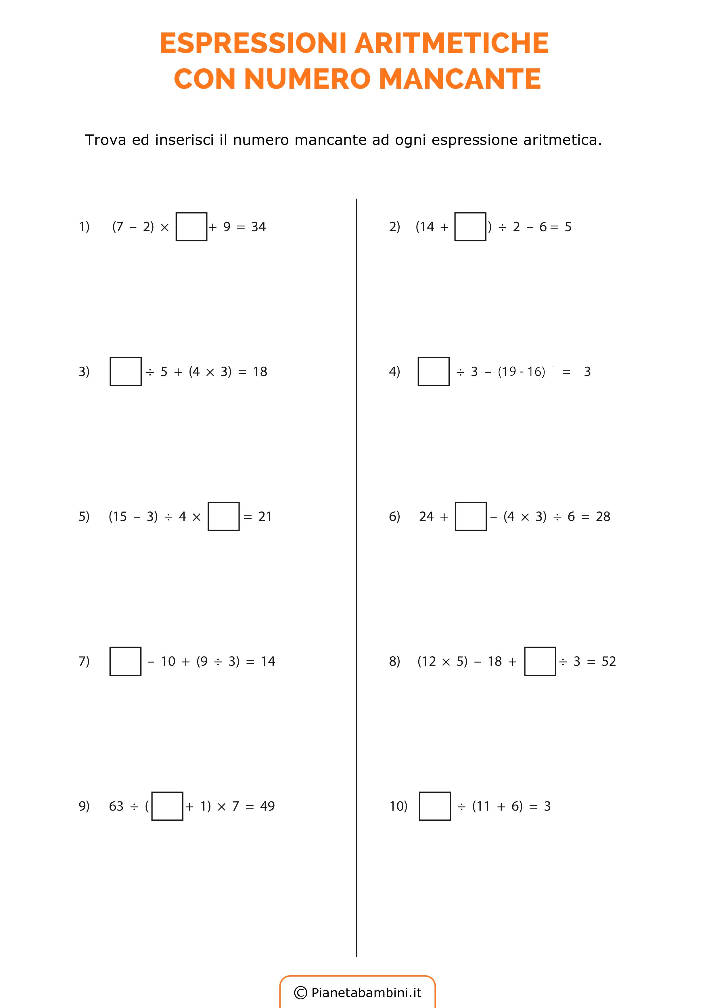 Esercizi-Espressioni-Numero-Mancante_4
