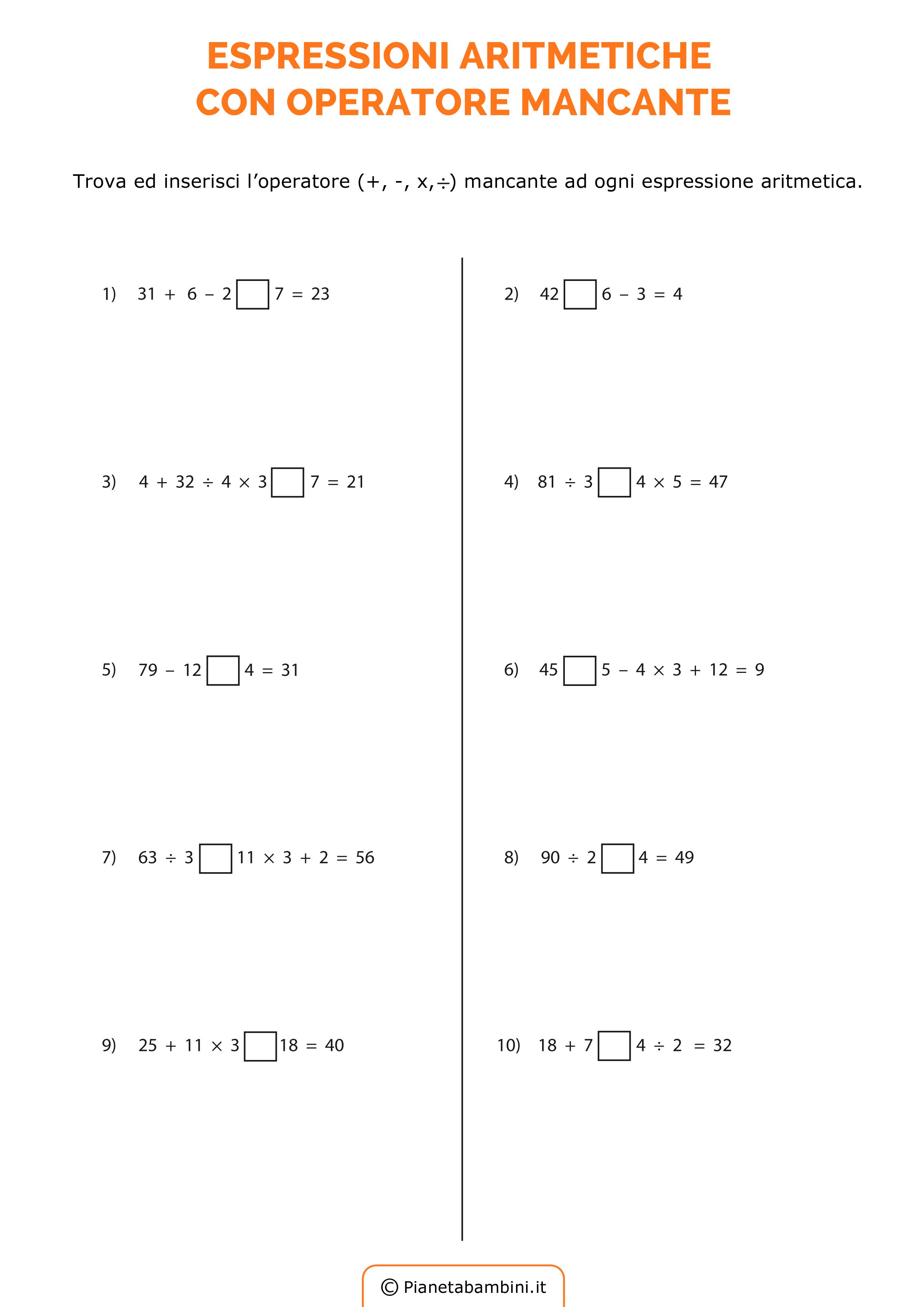 Esercizi-Espressioni-Operatore-Mancante_3