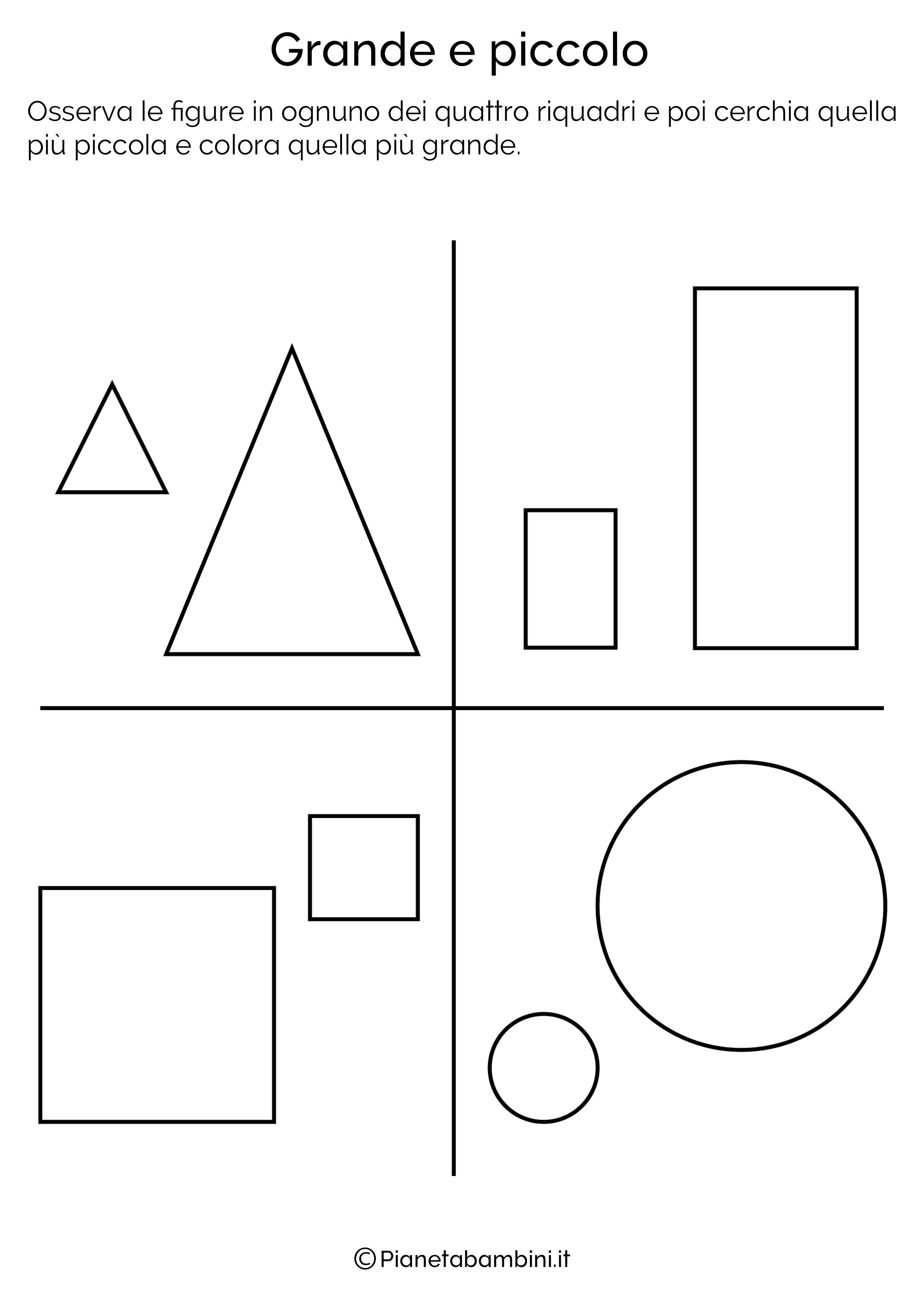 disegni per autismo
