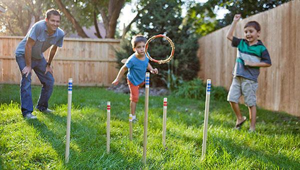 Favoloso 10 Giochi Fai da Te per Bambini da Fare all'Aperto | PianetaBambini.it JE75