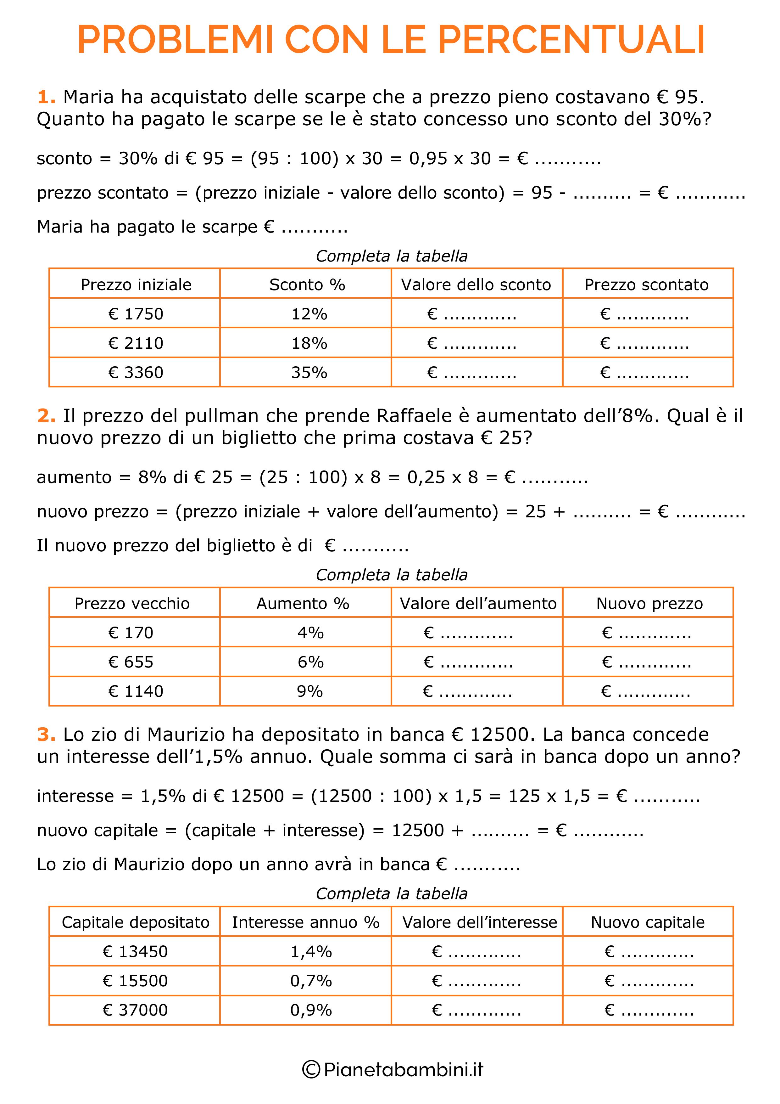Problemi-Percentuali-1