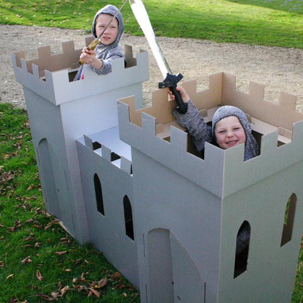 Castello di cartone