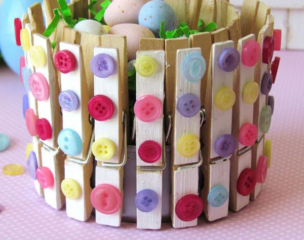 Molto 20 Idee per Lavoretti con Mollette di Legno per Bambini  KS52