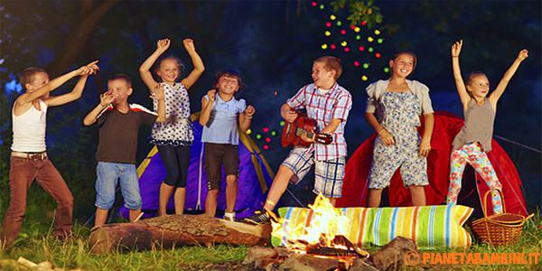 Canzoni sull'estate per bambini