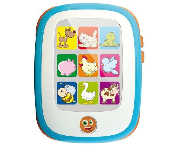 Immagine del Carotina Baby Tab di Liscianigiochi per bambini da 1 a 3 anni