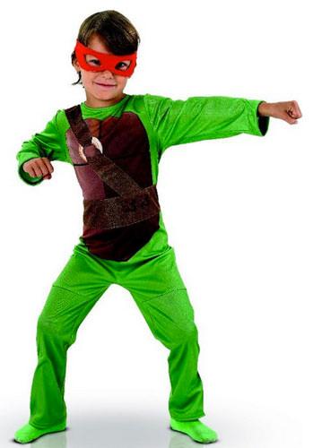 Costume delle Tartarughe Ninja in versione semplice