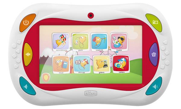Immagine dell'Happy Tab di Chicco per bambini da 1 a 3 anni