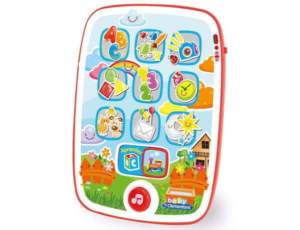 Immagine del Mickey Pad di Clementoni per bambini da 1 a 3 anni