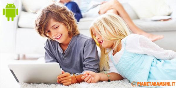 App di enigmistica per bambini per dispositivi Android
