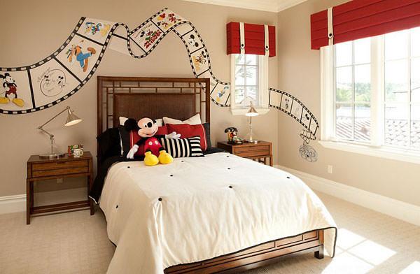 Camere A Tema Disney : 30 bellissime camerette a tema disney per bambini pianetabambini.it
