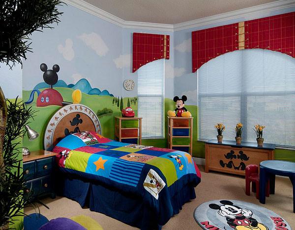 Cameretta Disney di Topolino n.05