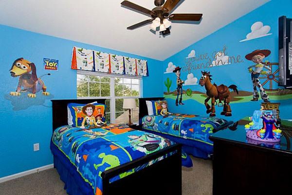 Cameretta di Toy Story n.01