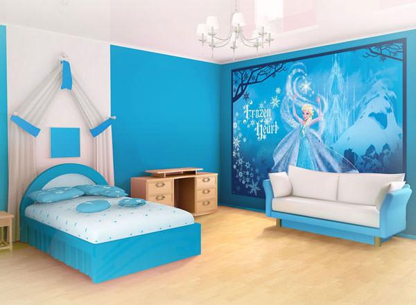 Cameretta Disney di Frozen