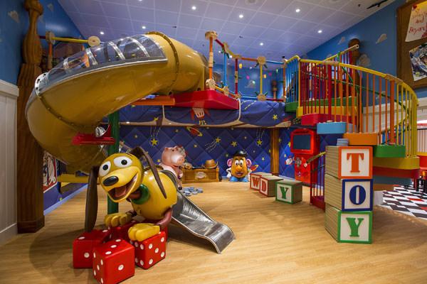 Cameretta di Toy Story n.02