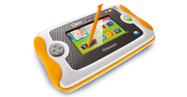Tablet per bambini Clemstation di Clementoni