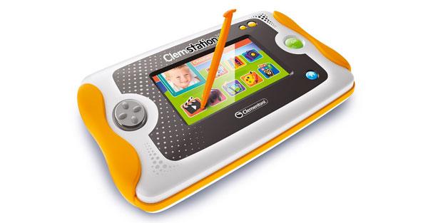 Tablet per bambini Clemstation di Clementoni