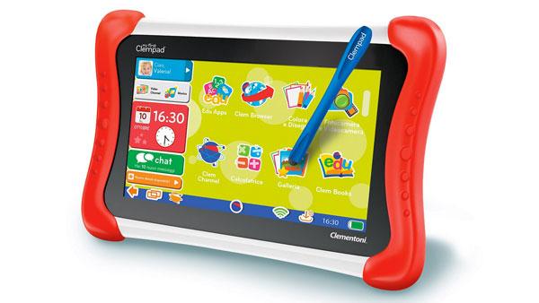 Tablet per bambini Clementoni - Il mio primo Clempad