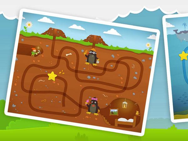 App labirinti per bambini per Android